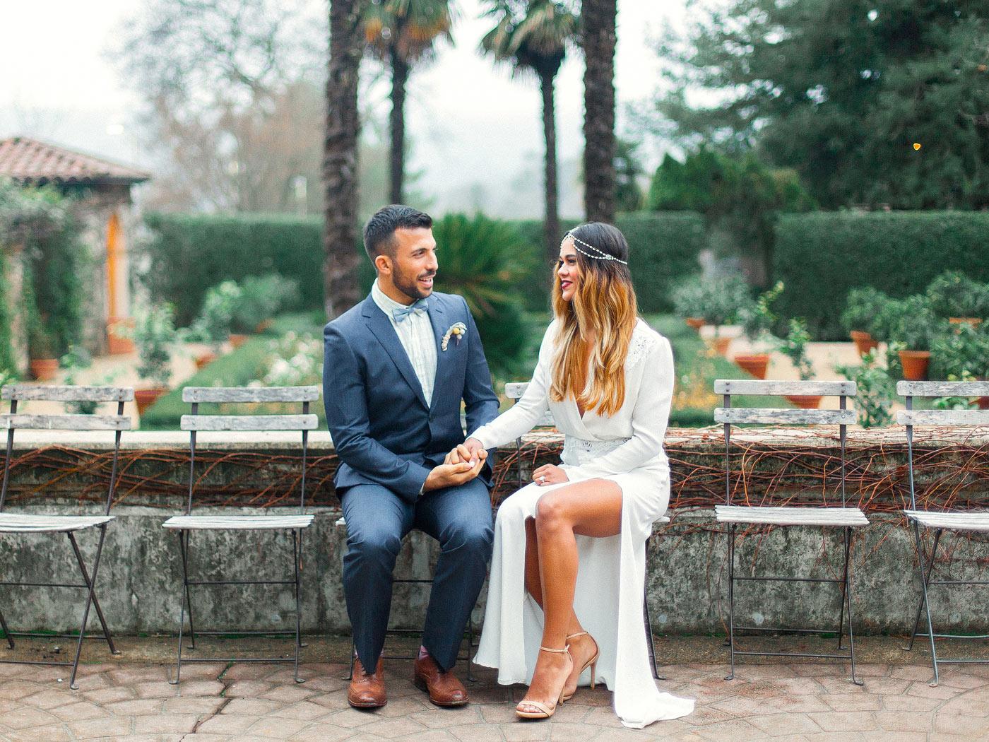 Kenwood CA wedding