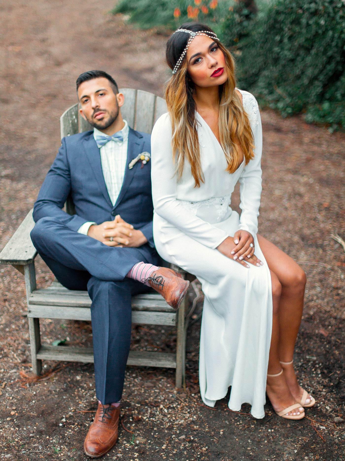 Kenwood CA wedding photos