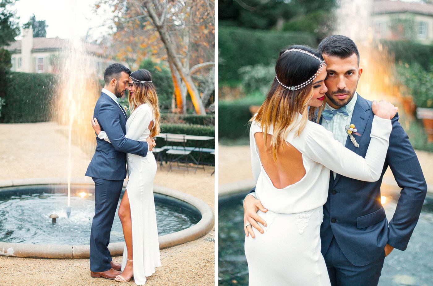 wedding photos in Kenwood CA