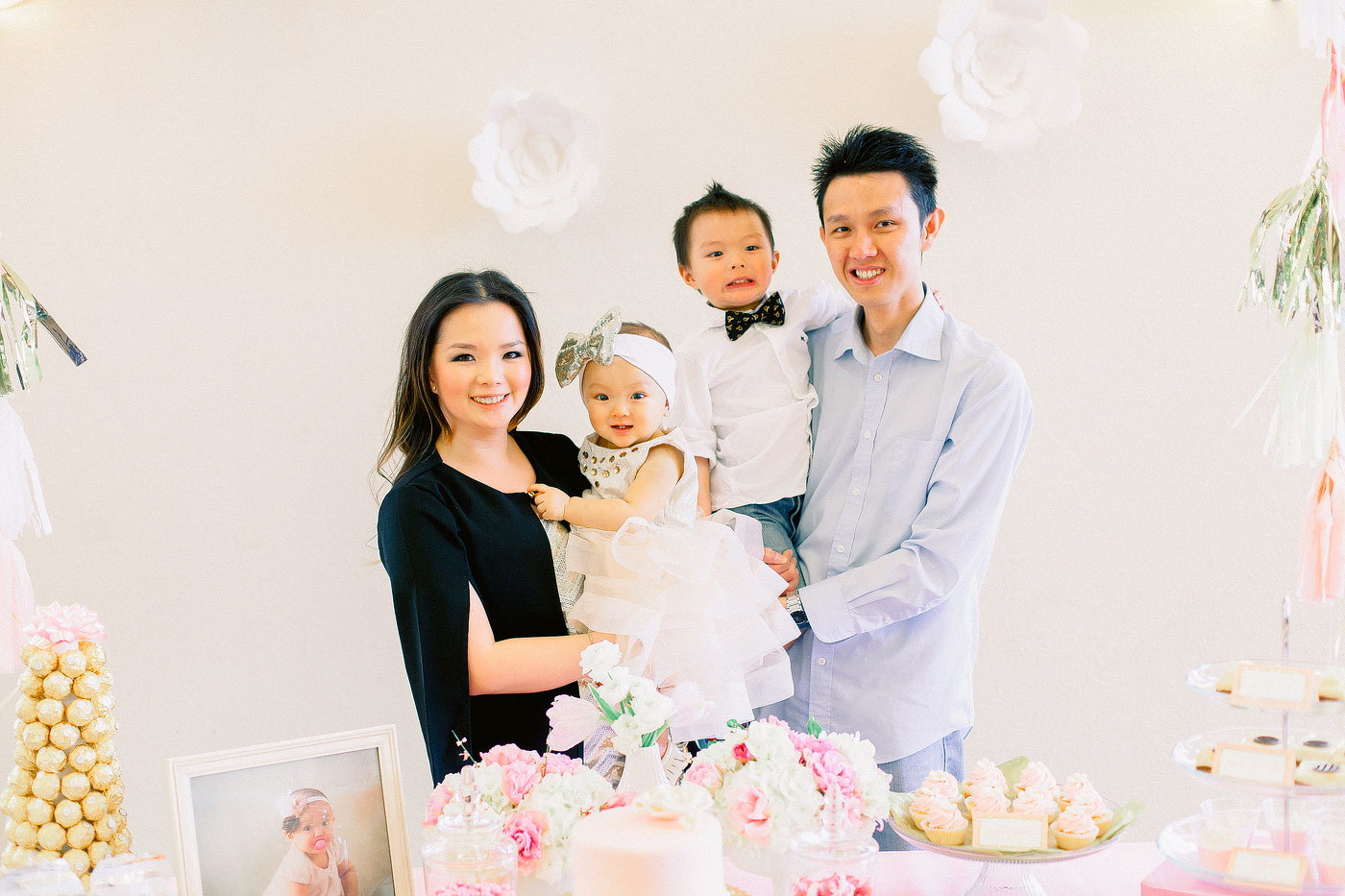 First Birthday Party Photographer in San Francisco