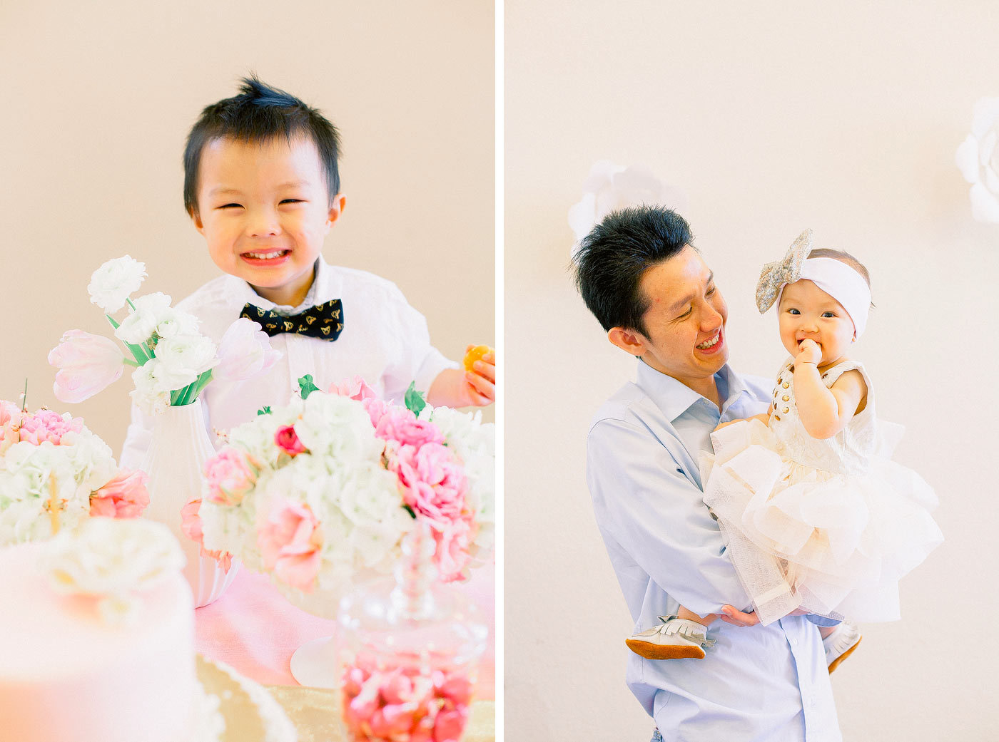 First Birthday Party Photos in San Francisco