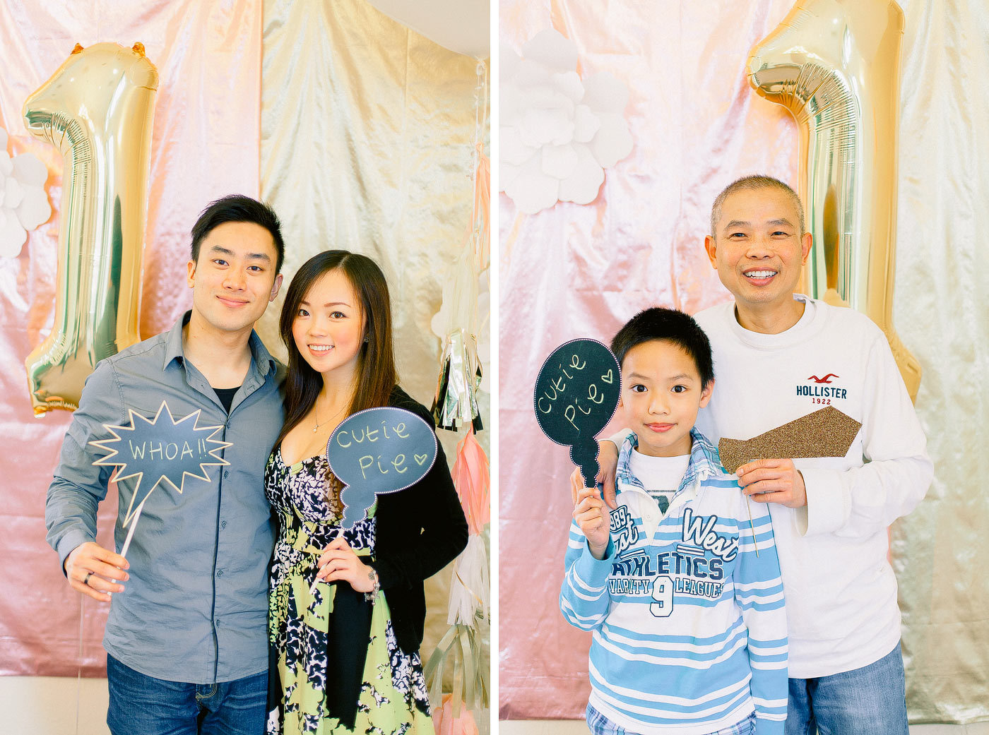 First Birthday Party Photography in San Francisco
