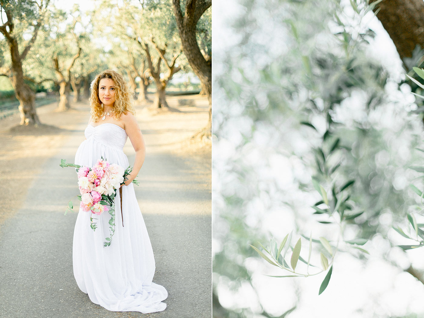 Los Olivos Maternity Photos