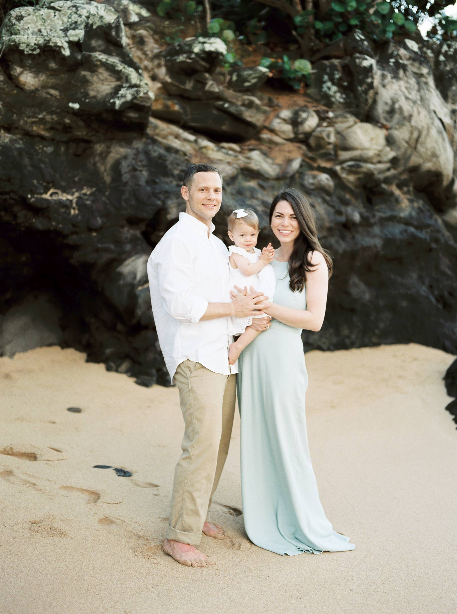 Kapalua Bay Family Photography