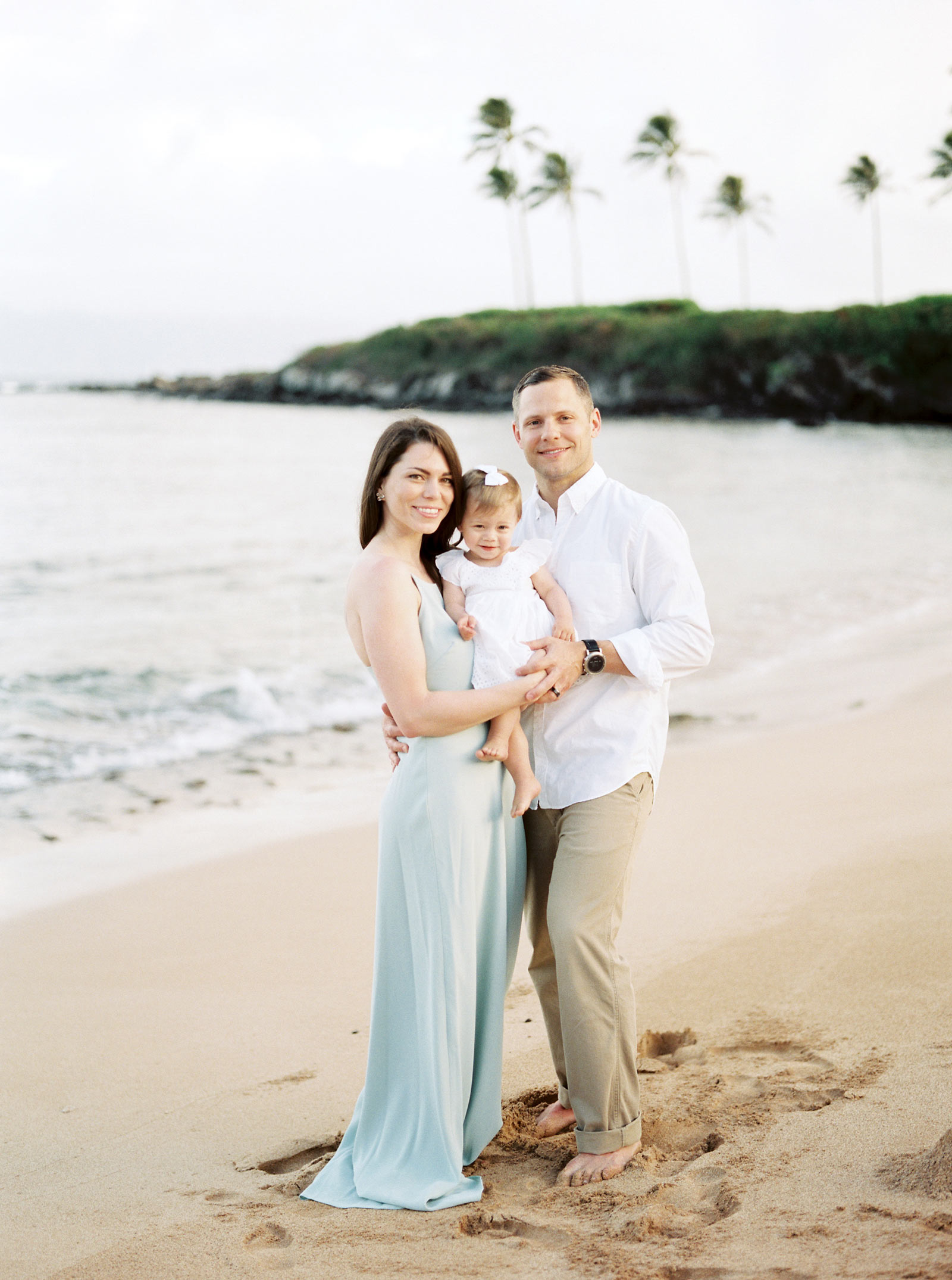 Kapalua Beach Family Photos