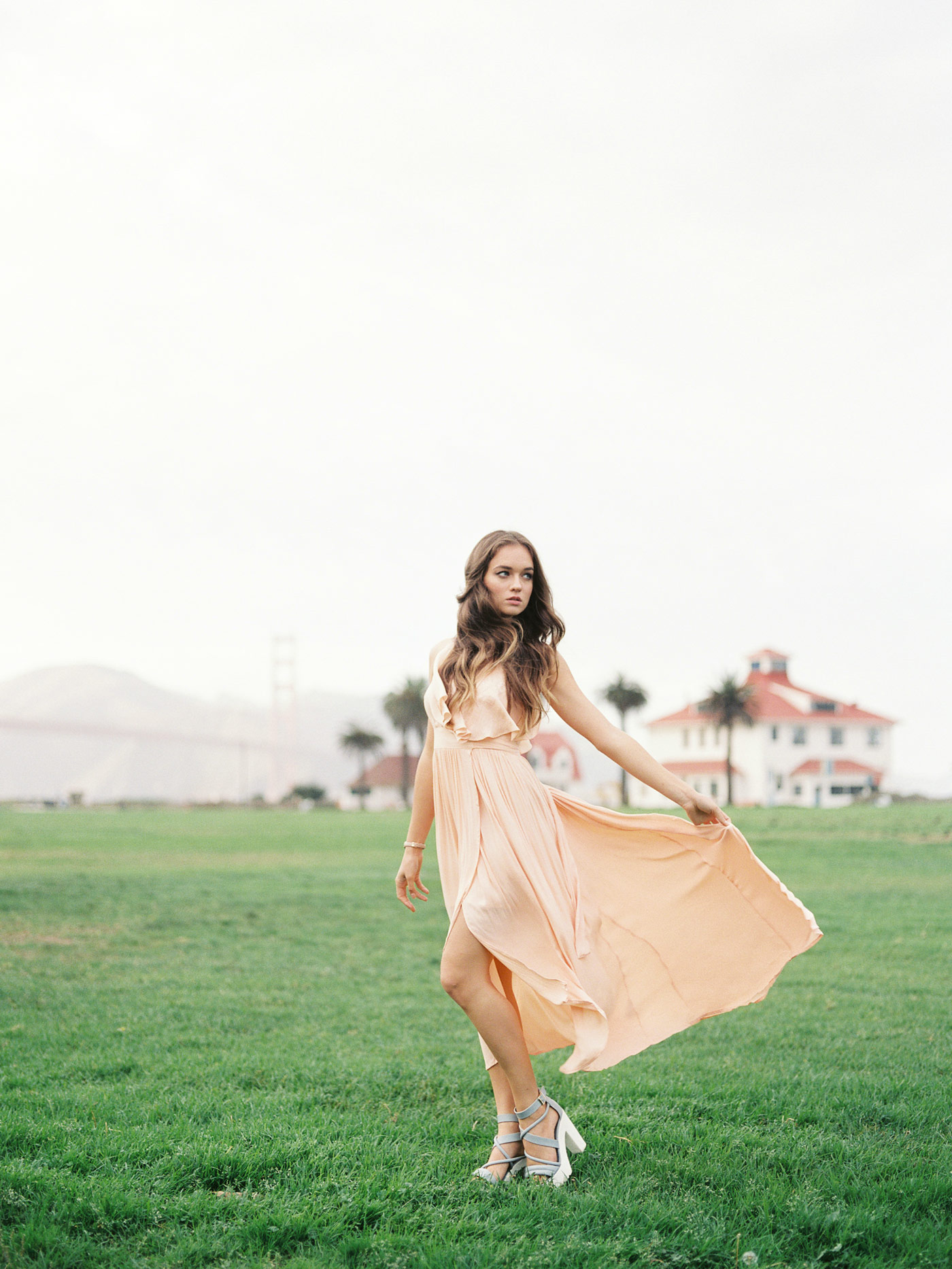 Crissy Field Portrait Photos
