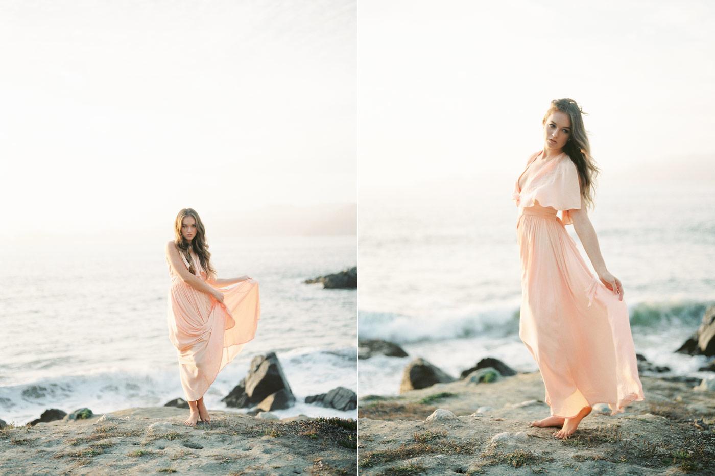 SF Marshall's Beach Portrait Photos