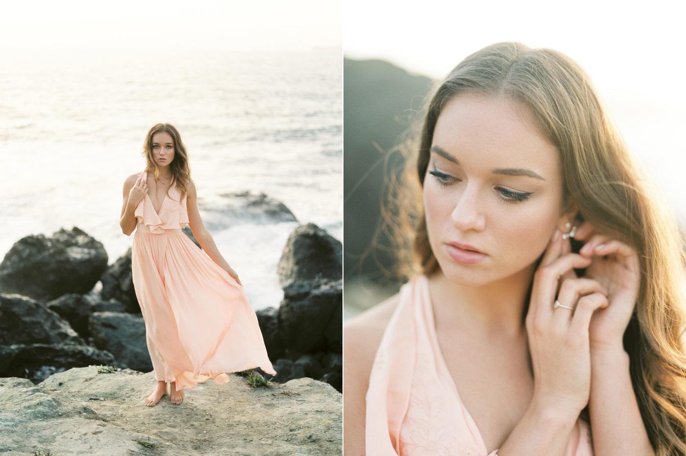 San Francisco Model Portraits