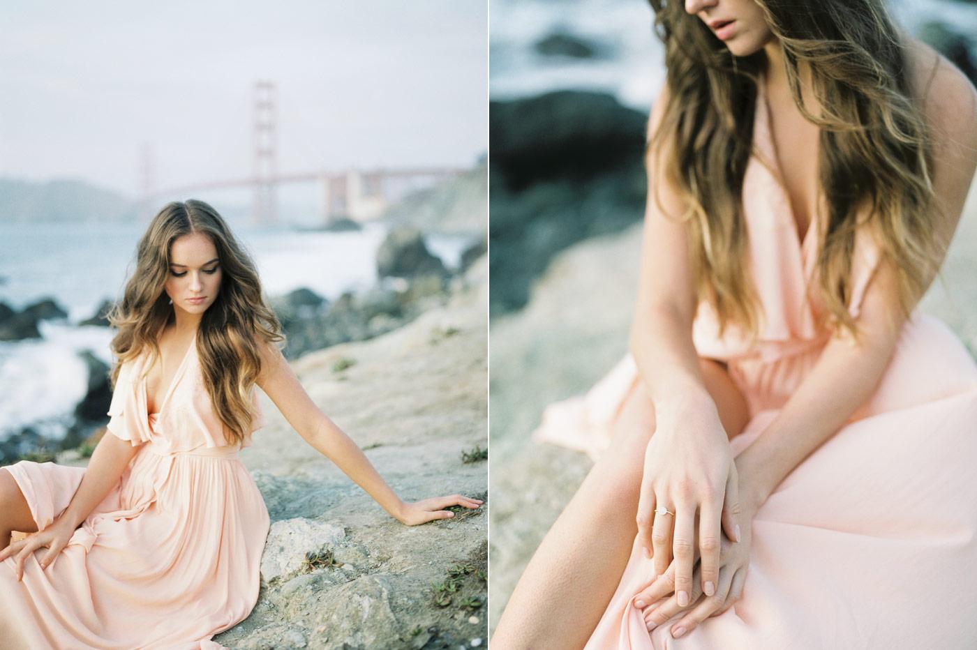 San Francisco Bridal Photos