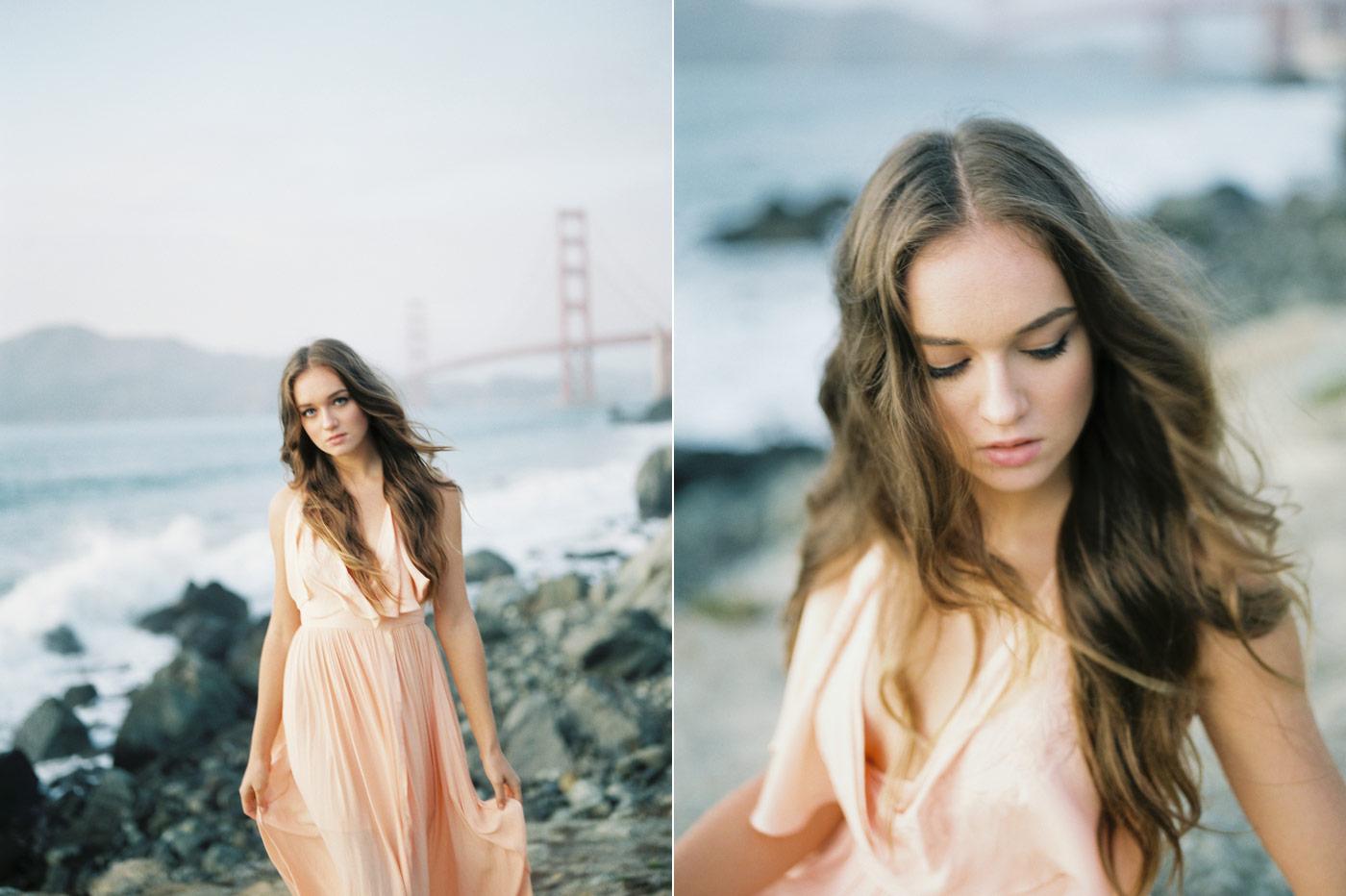 Golden Gate Portrait Photos