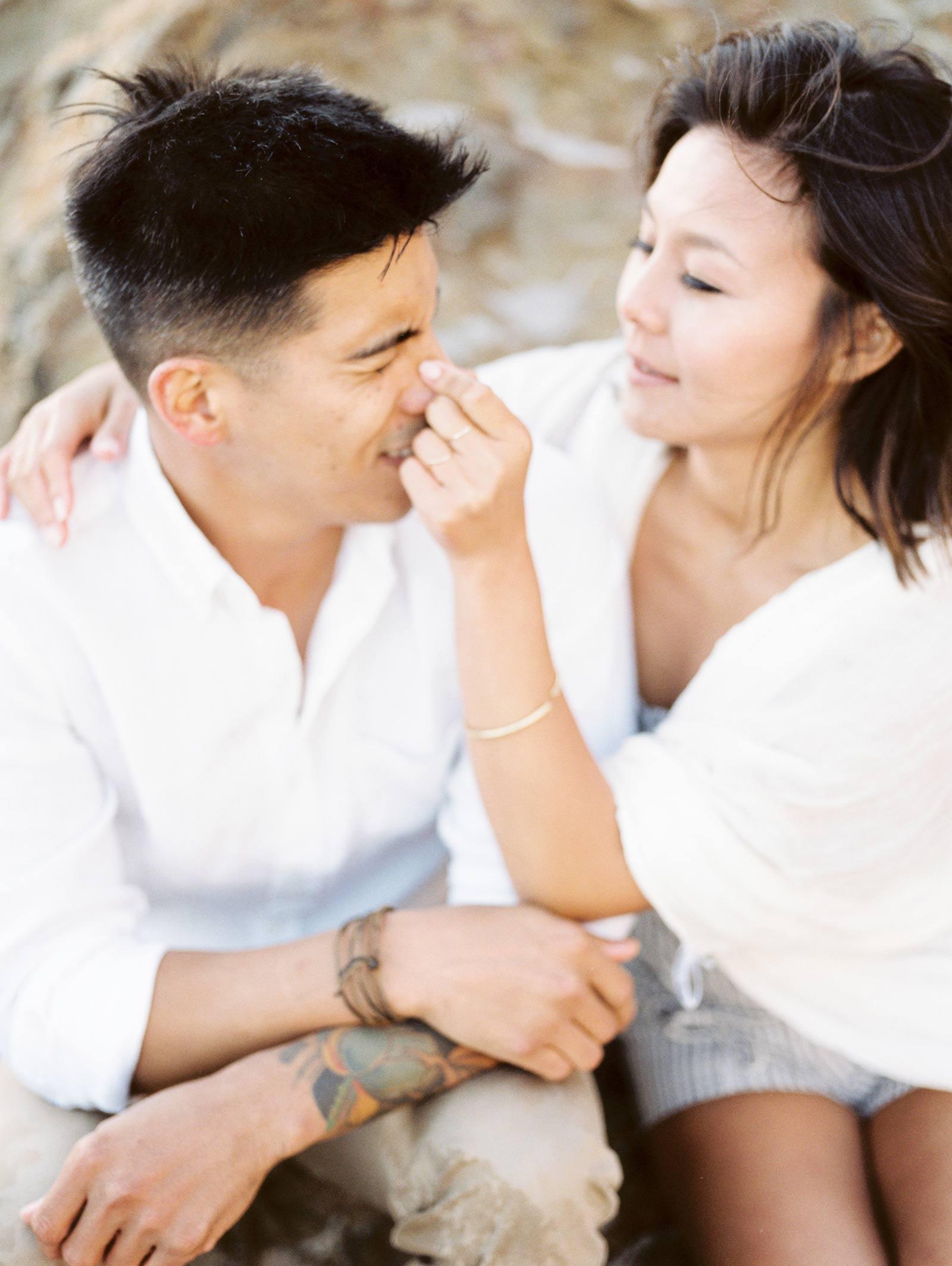 Engagement Images Big Sur
