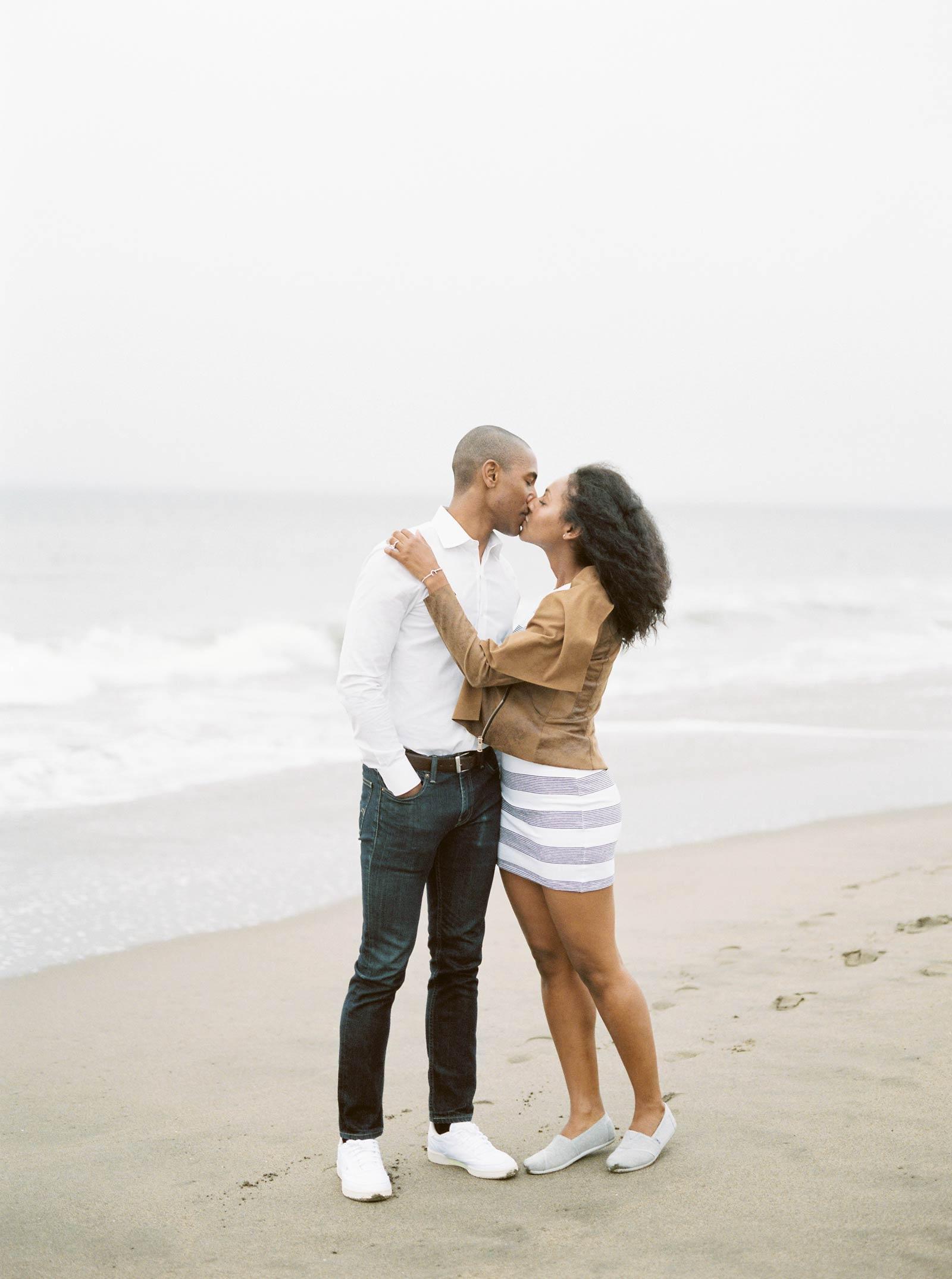 Engagement Photos Baker Beach