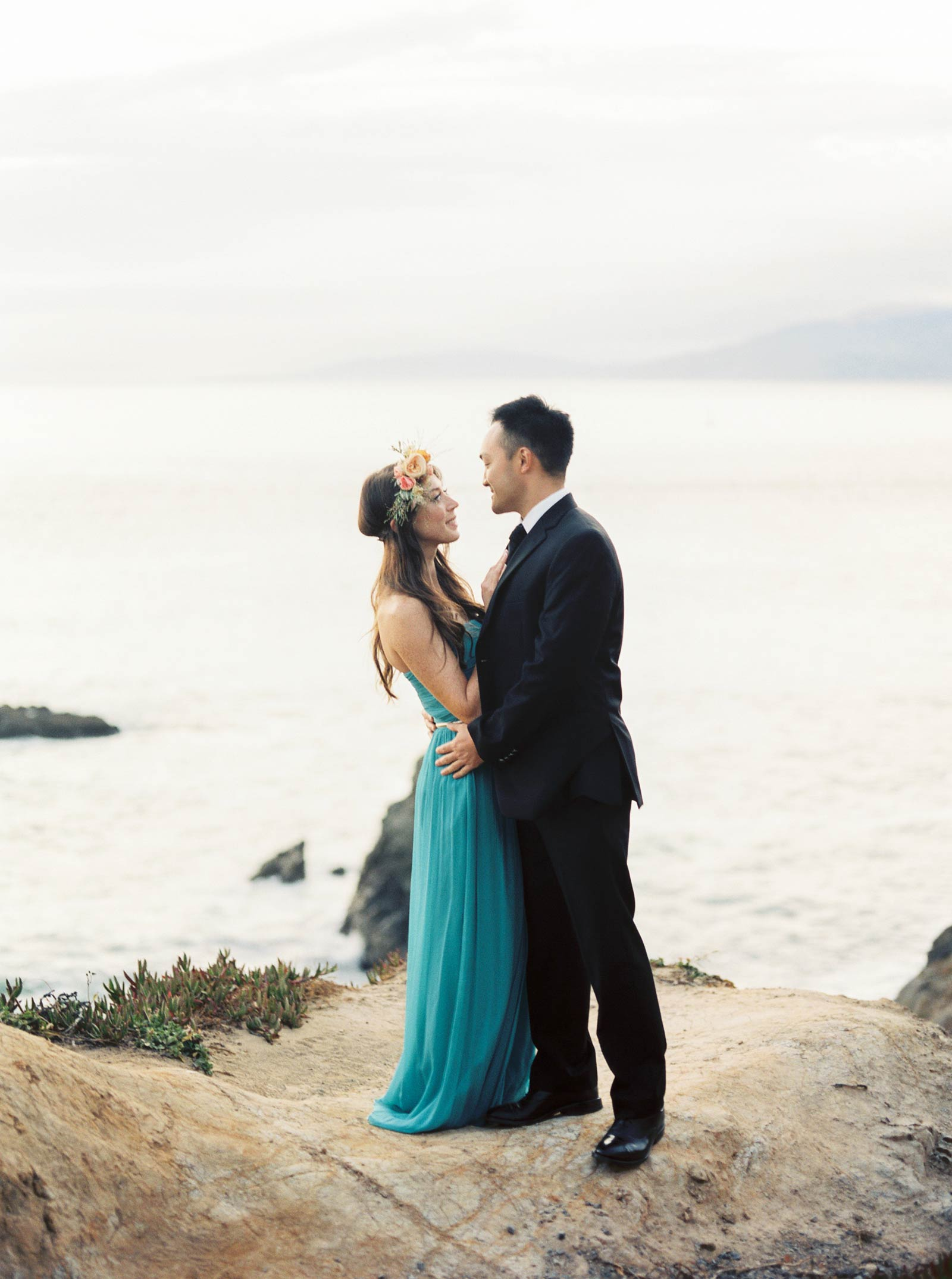 SF Lands End Engagement