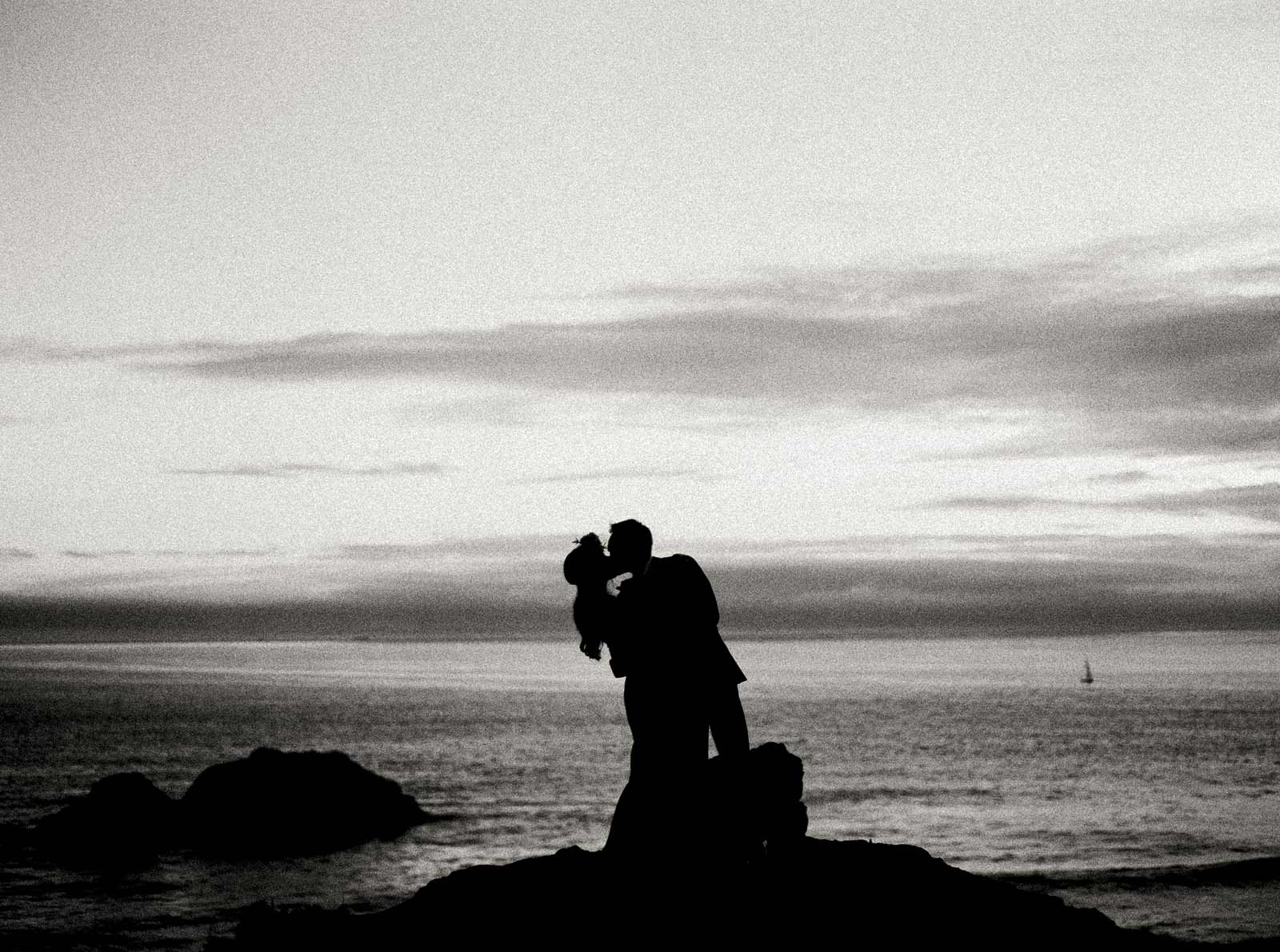 SF Lands End Engagement Photographer