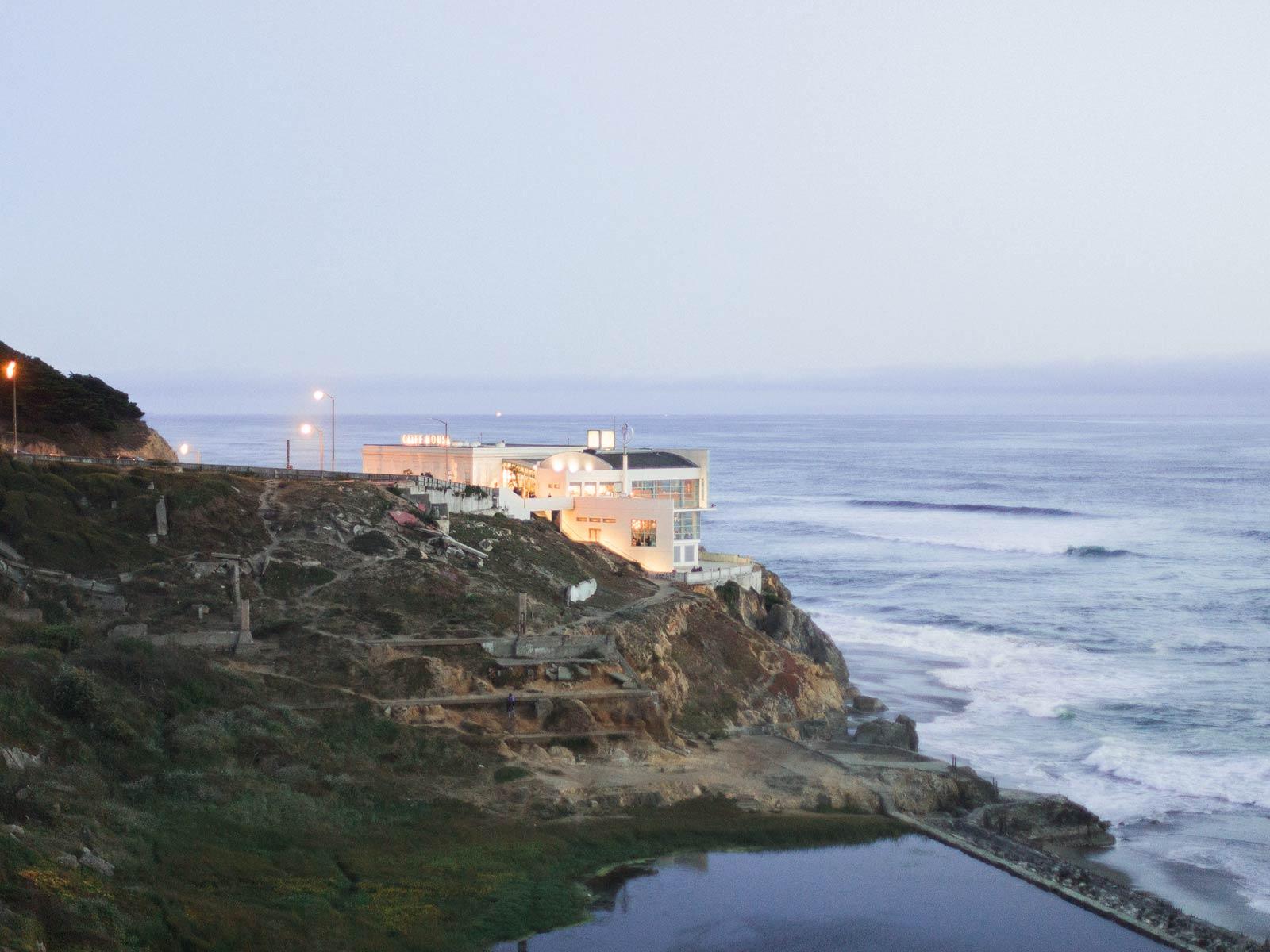 San Francisco Lands End Engagement Photos