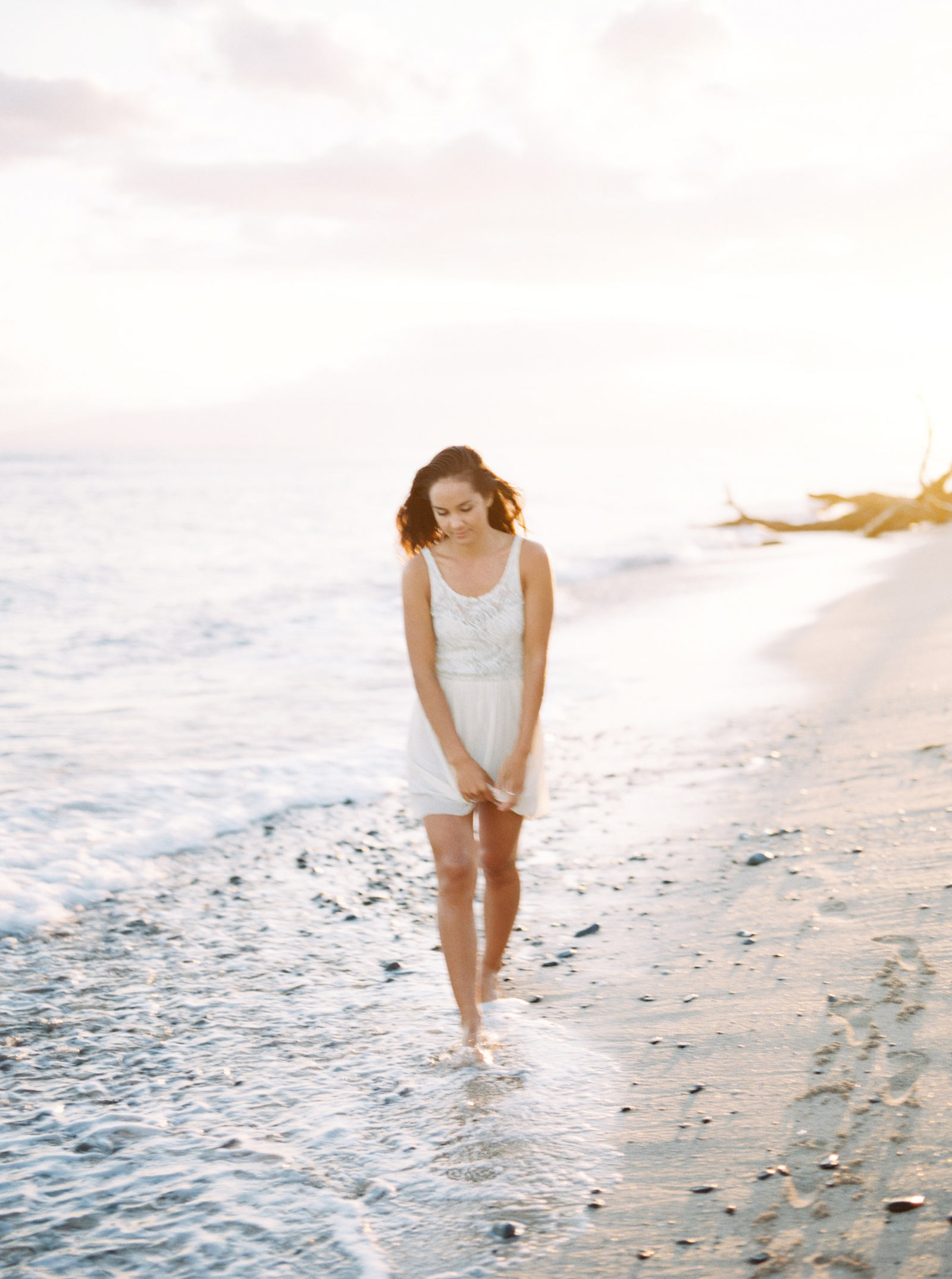 Maui Beach Portrait Photos