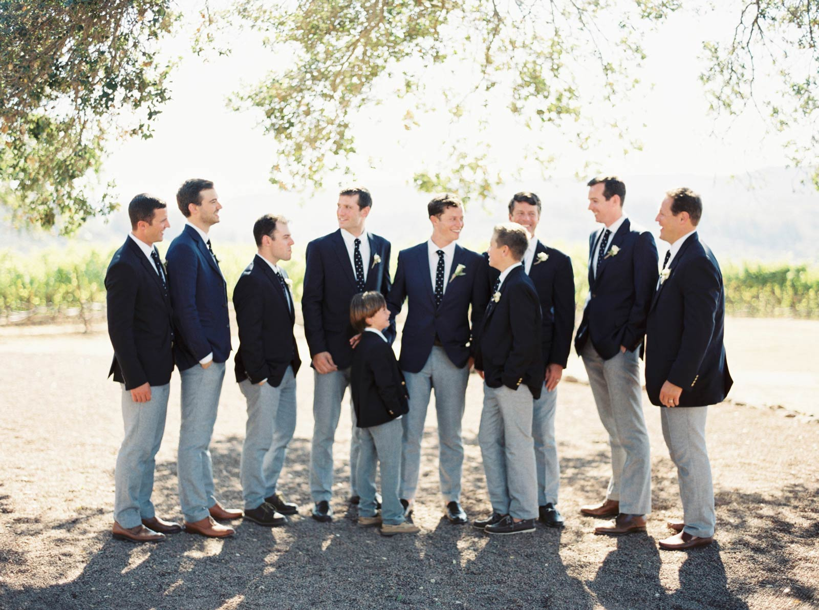 California wedding photos Kunde