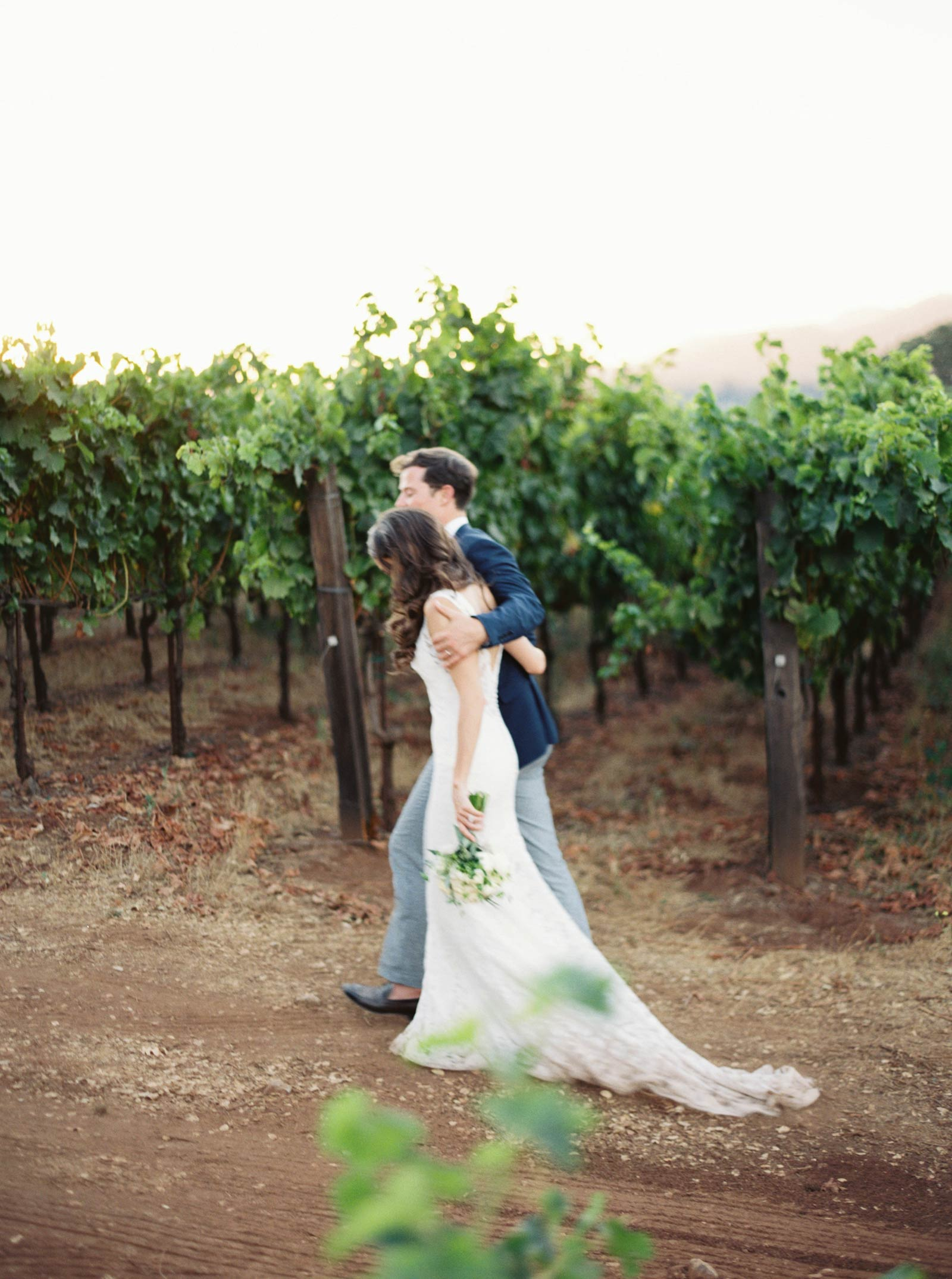 wedding photos Kunde winery