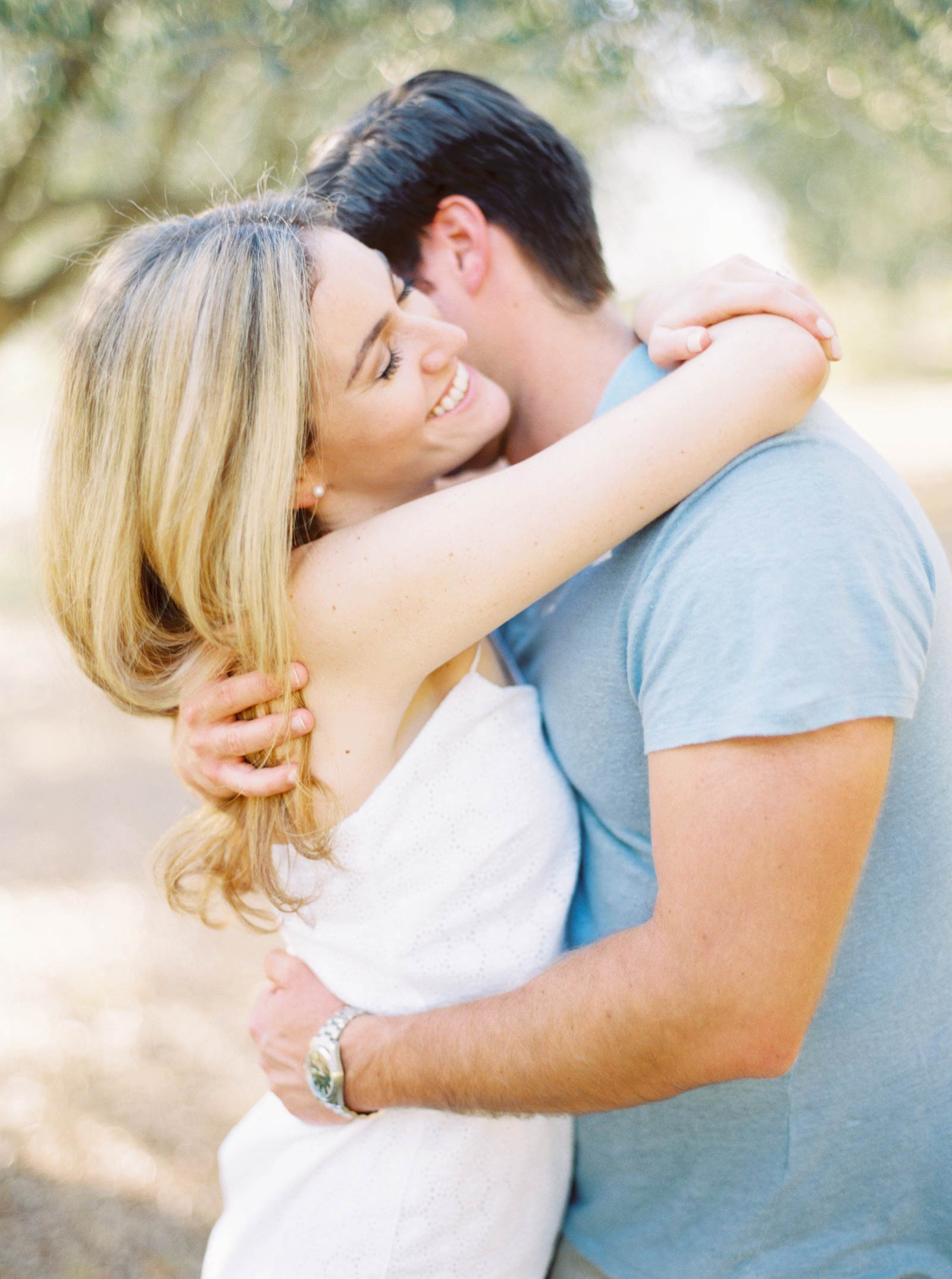 Napa engagement photography