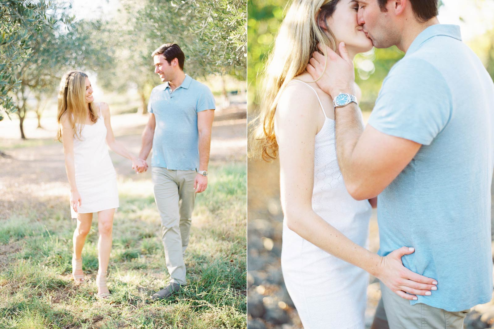 napa engagement fine art photos