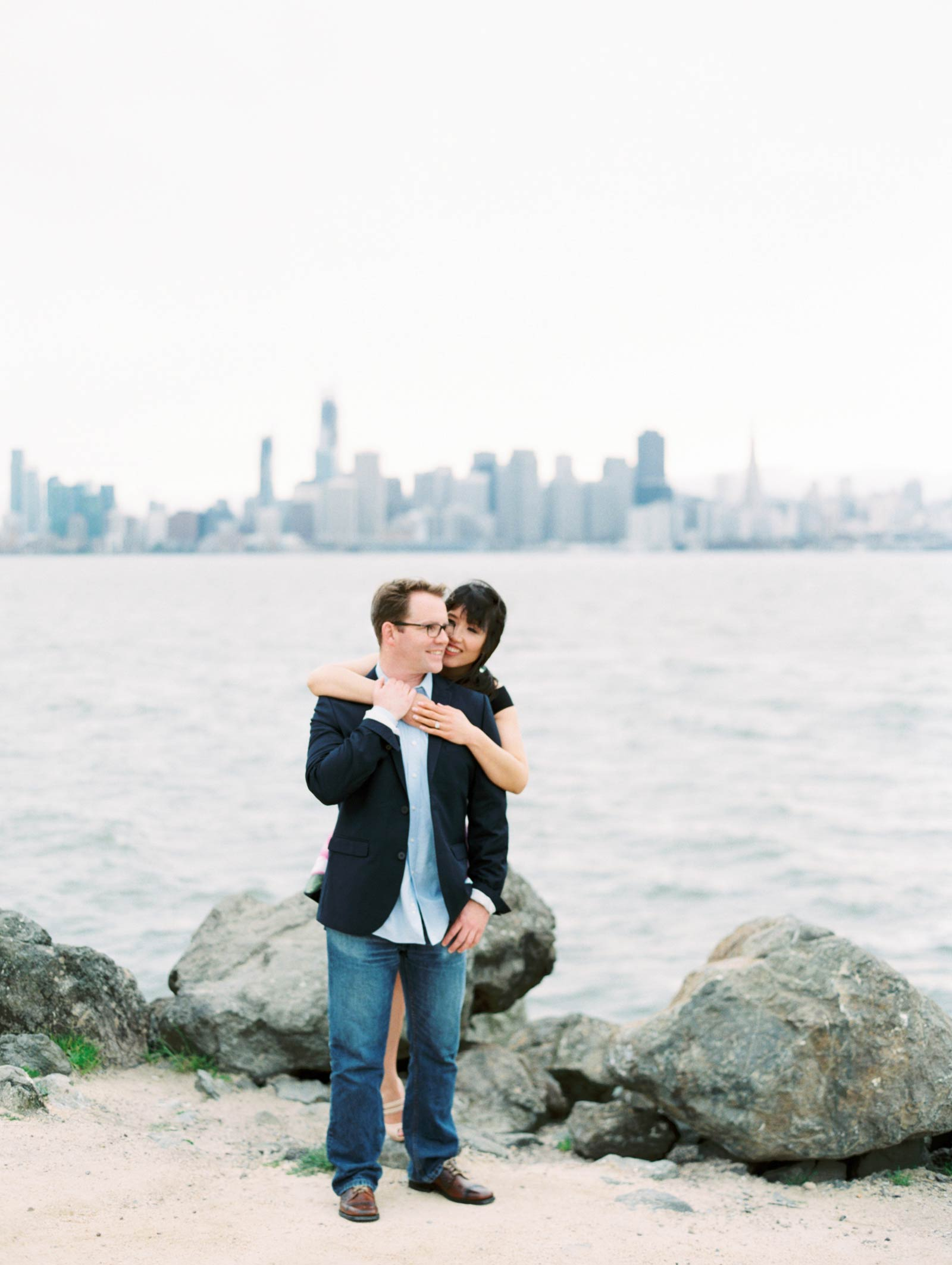 Treasure Island engagement photo ideas
