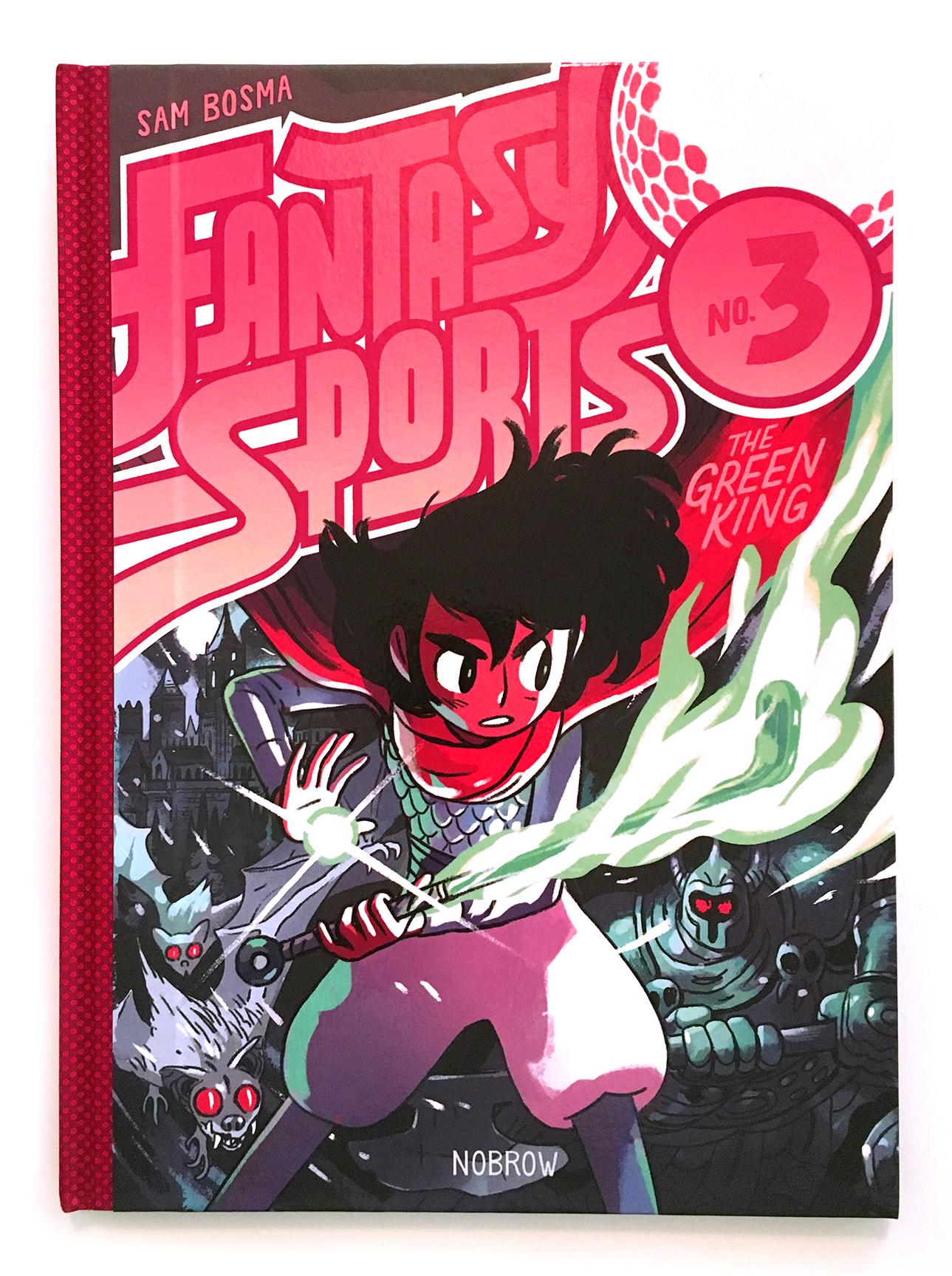 Fantasy Sports #3: The Green King (2017)