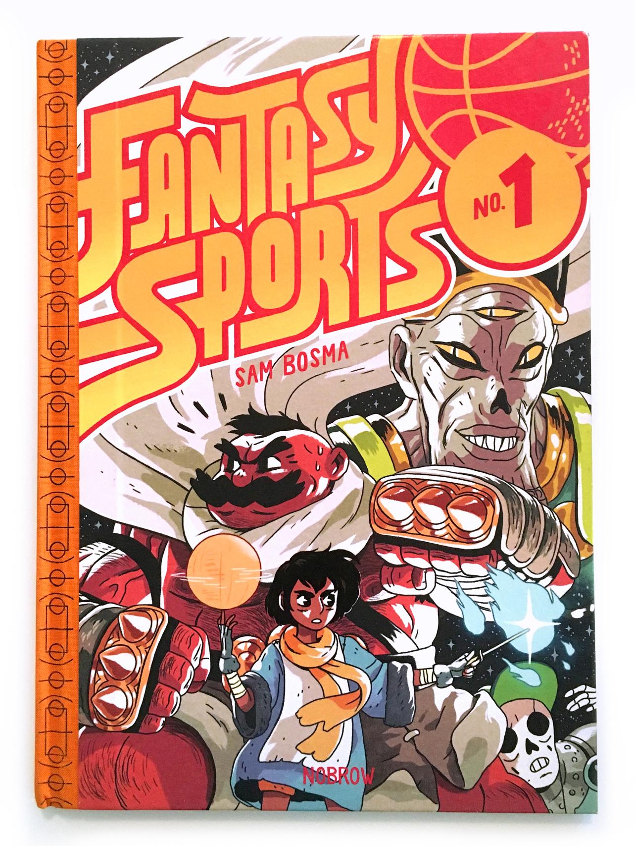 Fantasy Sports #1 (2015)