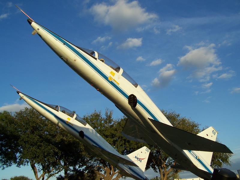 Photo via Space Center Houston
