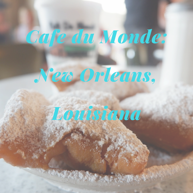 CafeDuMonde You Me LunchTravel