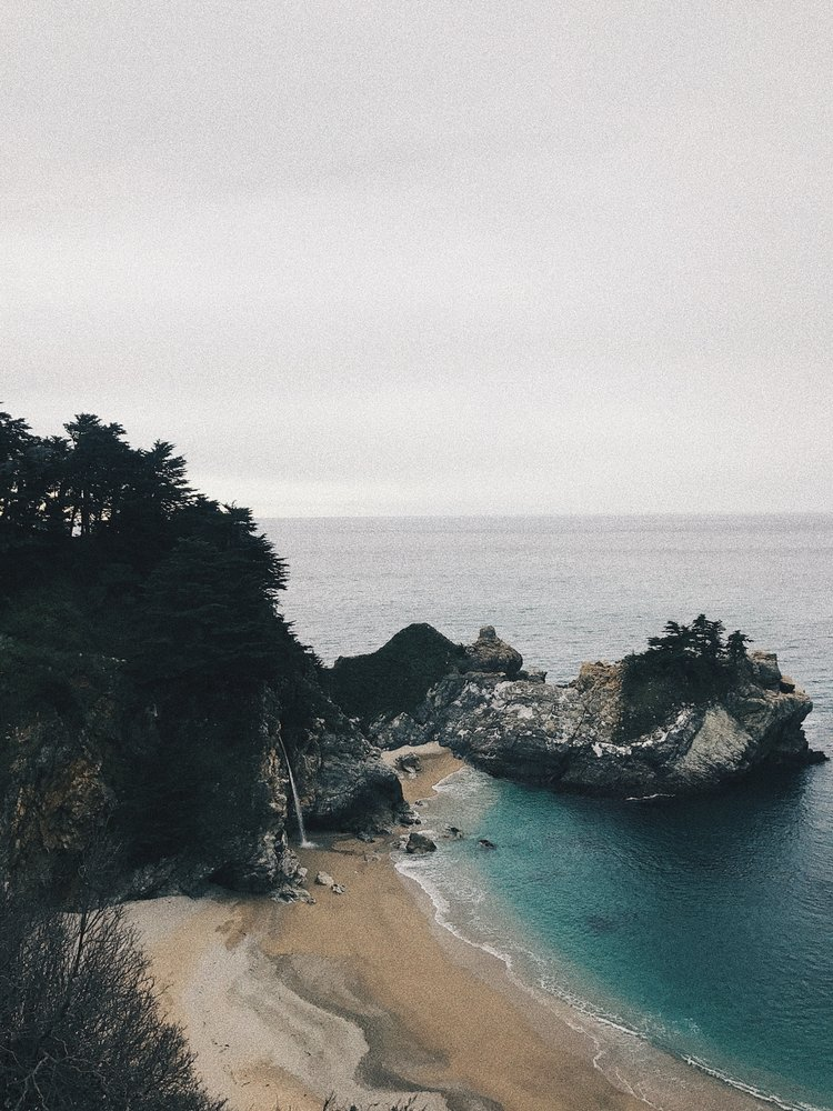 McWay Falls_Big Sur Campground_California_You Me Travel