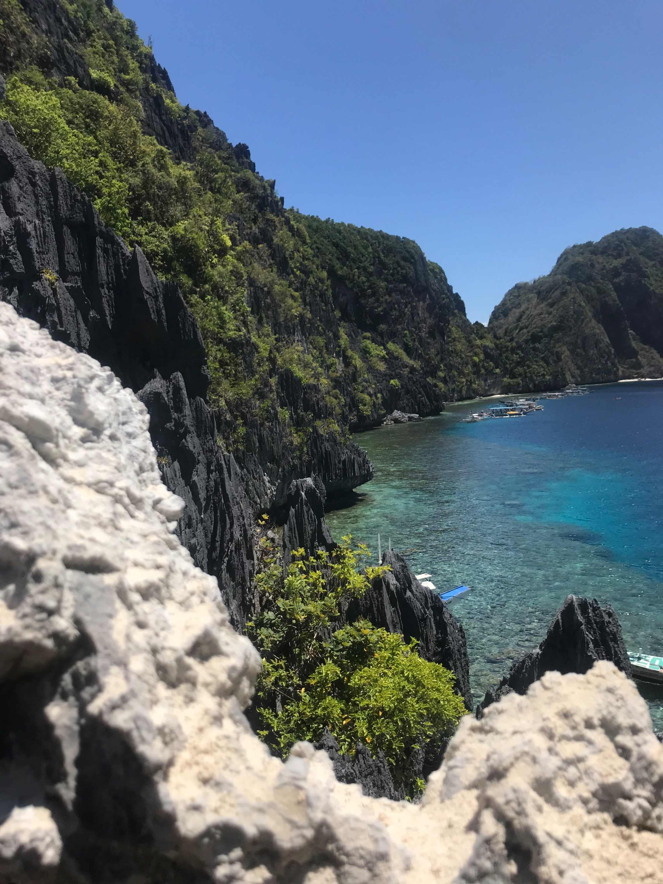 These views from the island hopping tour were ridiculous. Tour C