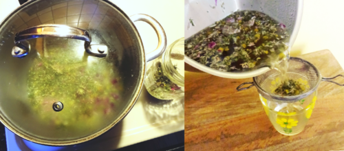 make-loose-leaf-tea-in-pot