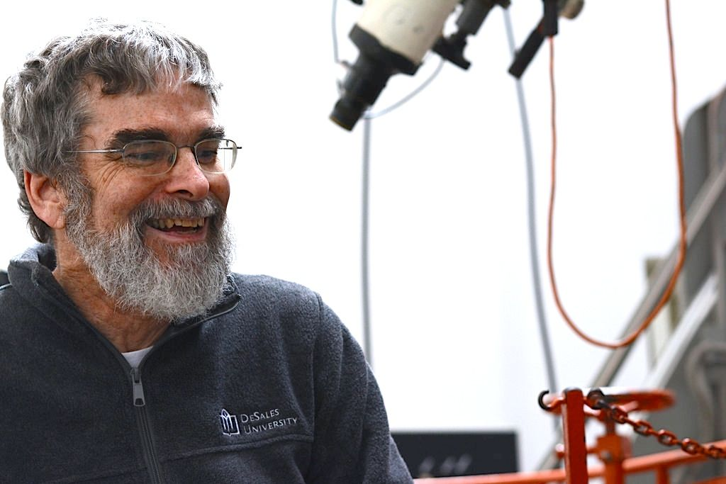 Brother Guy Consolmagno  shares a Coke and talks about the  Vatican Observatory , a discovery that got him in trouble with the Voyager team, and why being next to a dairy farm was convenient when he wanted to measure the properties of meteorites.