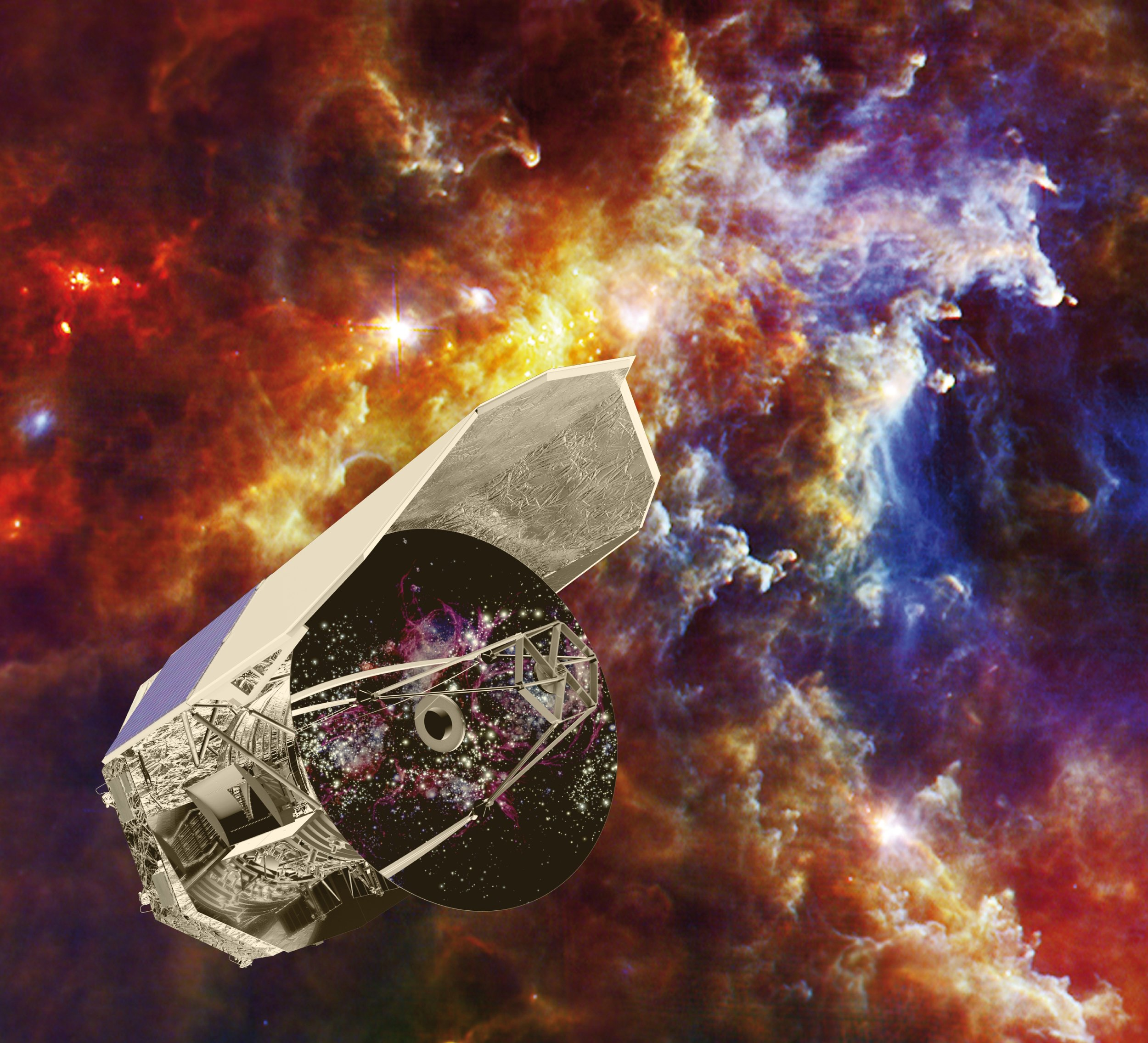 Dr Roberta Paladini talks about the space-based Herschel Space Observatory, which was the largest infrared telescope ever launched. It looked at the sky in the far infrared, and discovered an abundance of water in star-forming regions.