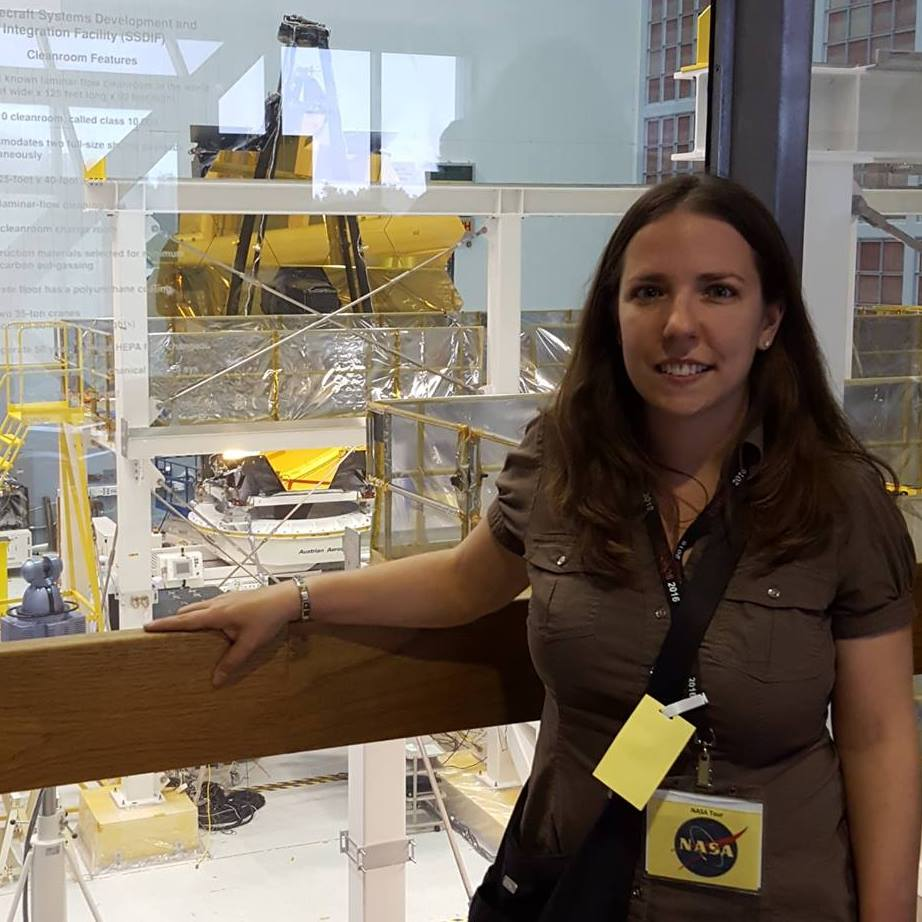 The James Webb Space Telescope hasn't launched yet, but scientists already have plans to use it.  Dr. Kartaltepe  talks about how she'll use it to study galaxies. She's interested in the first galaxies that ever formed, as well as galaxies at a wide range of distances from Earth.