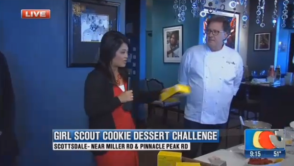 Check out Chef Terry Craig on 3TV!