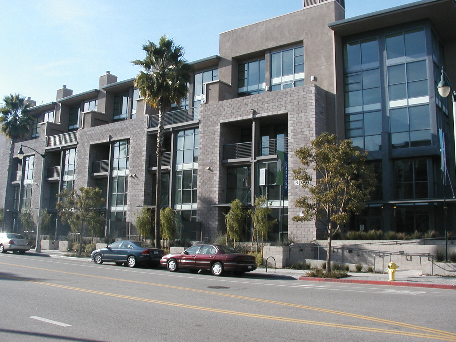 Concerto Lofts - Los Angeles, CA