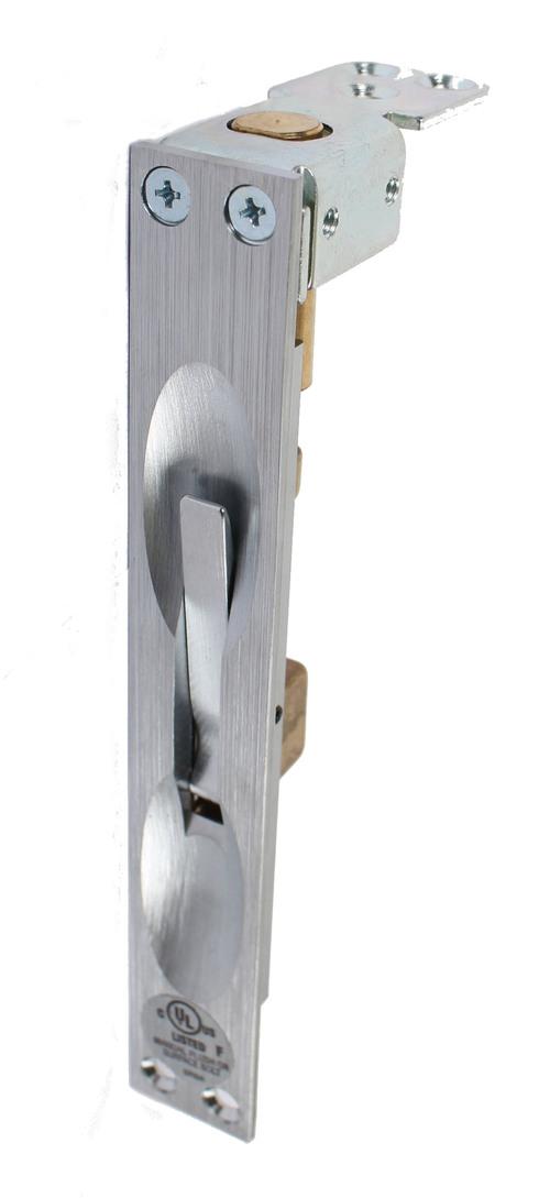 UL Listed Manual Flush Bolt for Wood Doors — Pamex