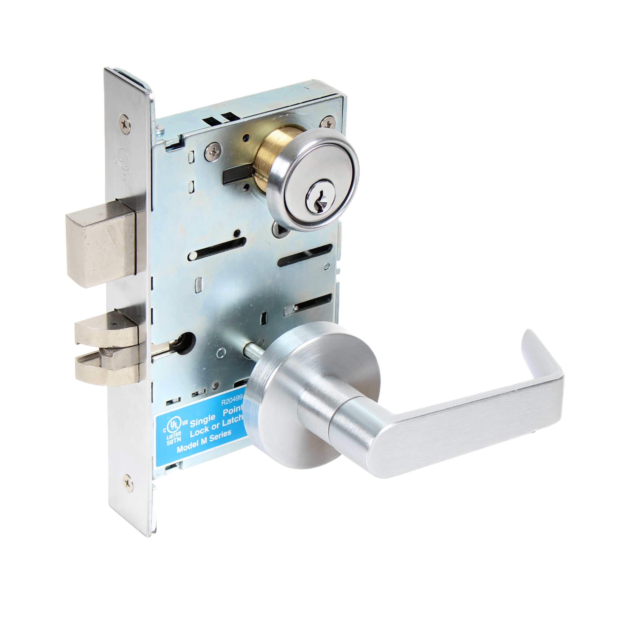 MORTISE LOCK    View