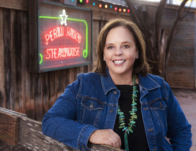 Lisa Perini - Perini Ranch Steakhouse - Photo by: Wyatt McSpadden