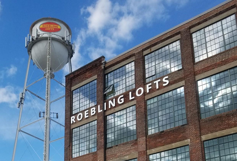 Roebling lofts, Trenton, NJ
