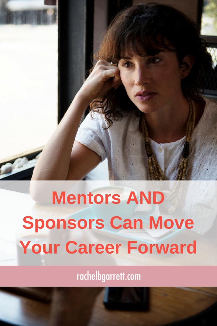 mentors, career moves, sponsors, career relationships