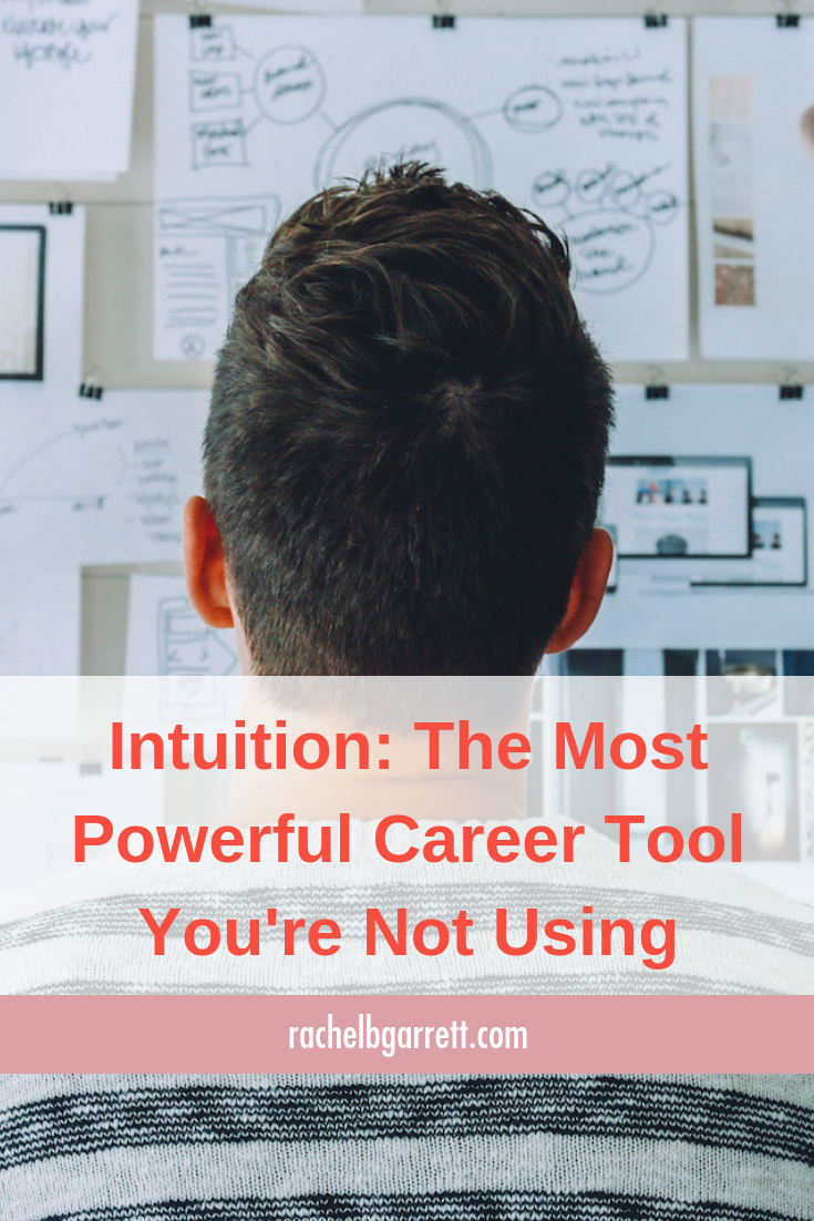 intuition, career tools, gut instinct