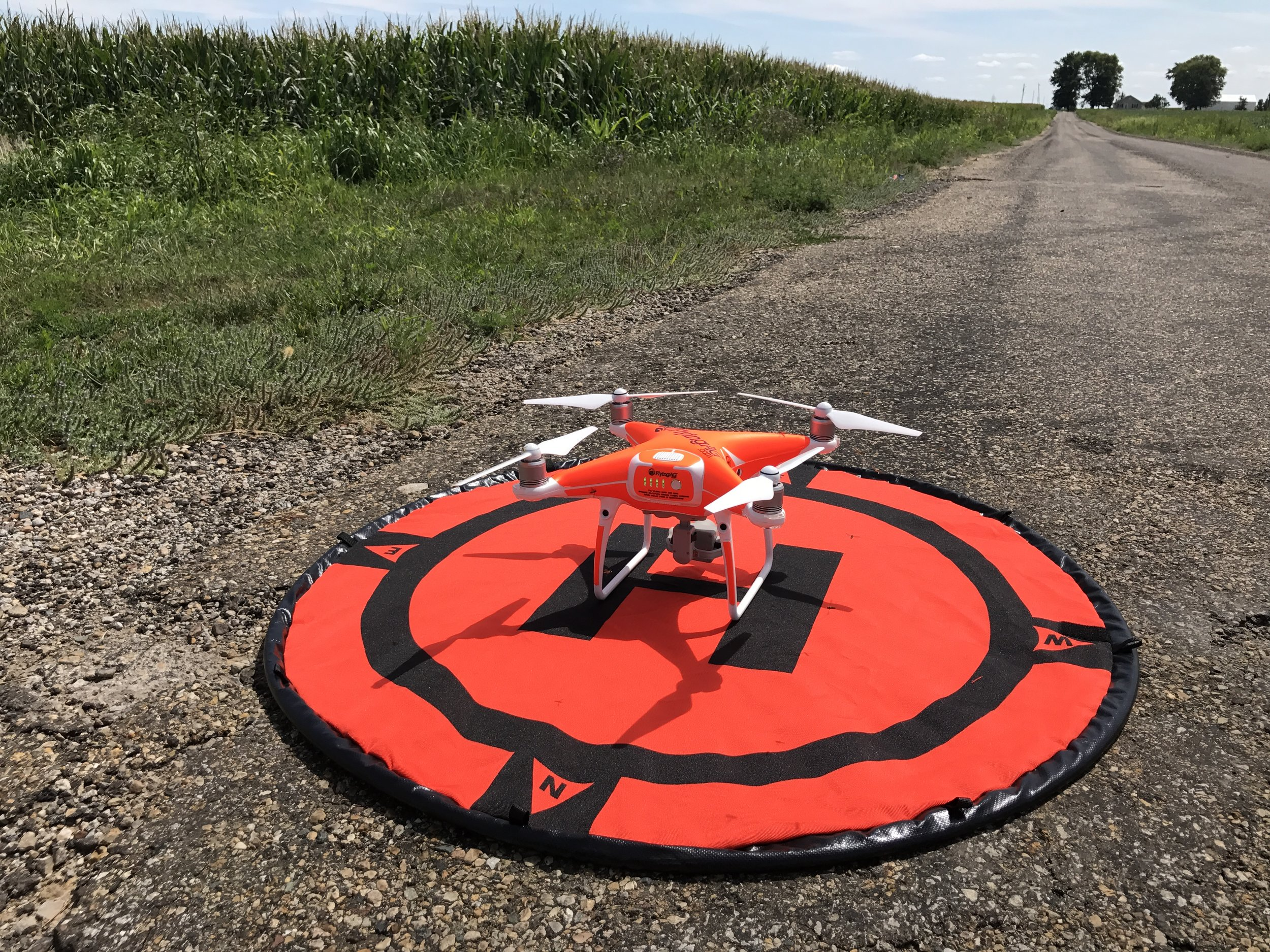 FlyingAg DJI Phantom 4 Pro Kit, Price $2000 +/-