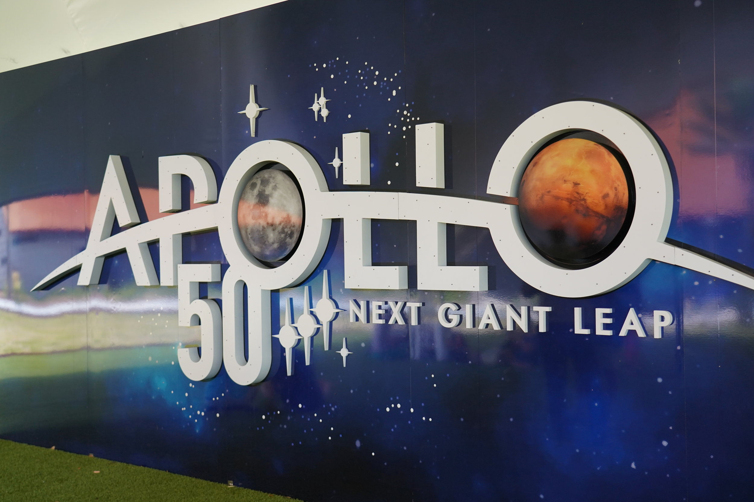 50 Years of Apollo