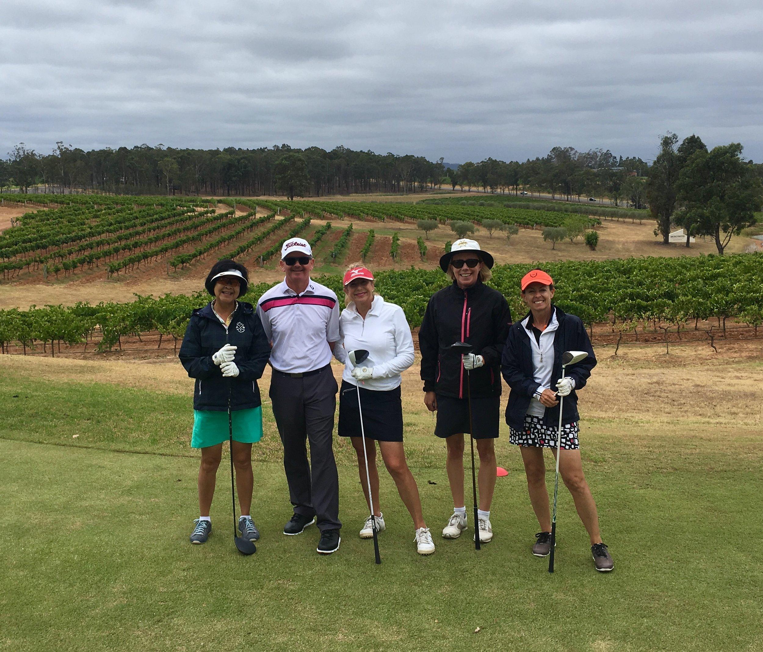 Golf School Jan 2018