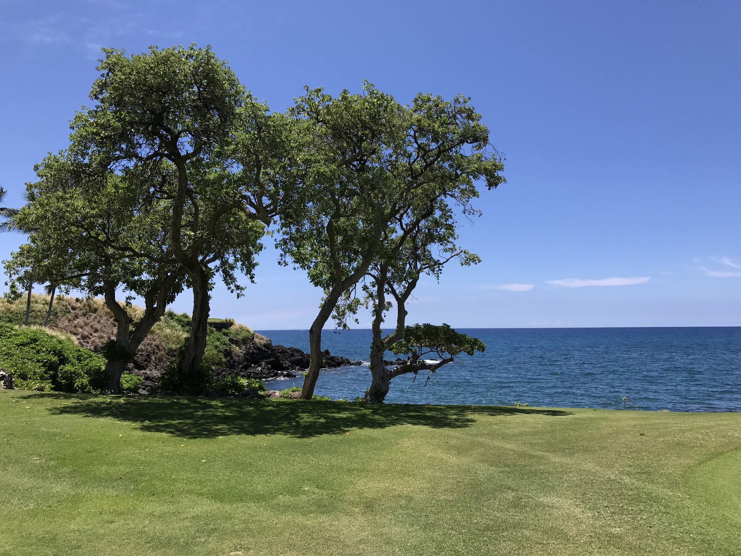 Maune Kea Golf Course