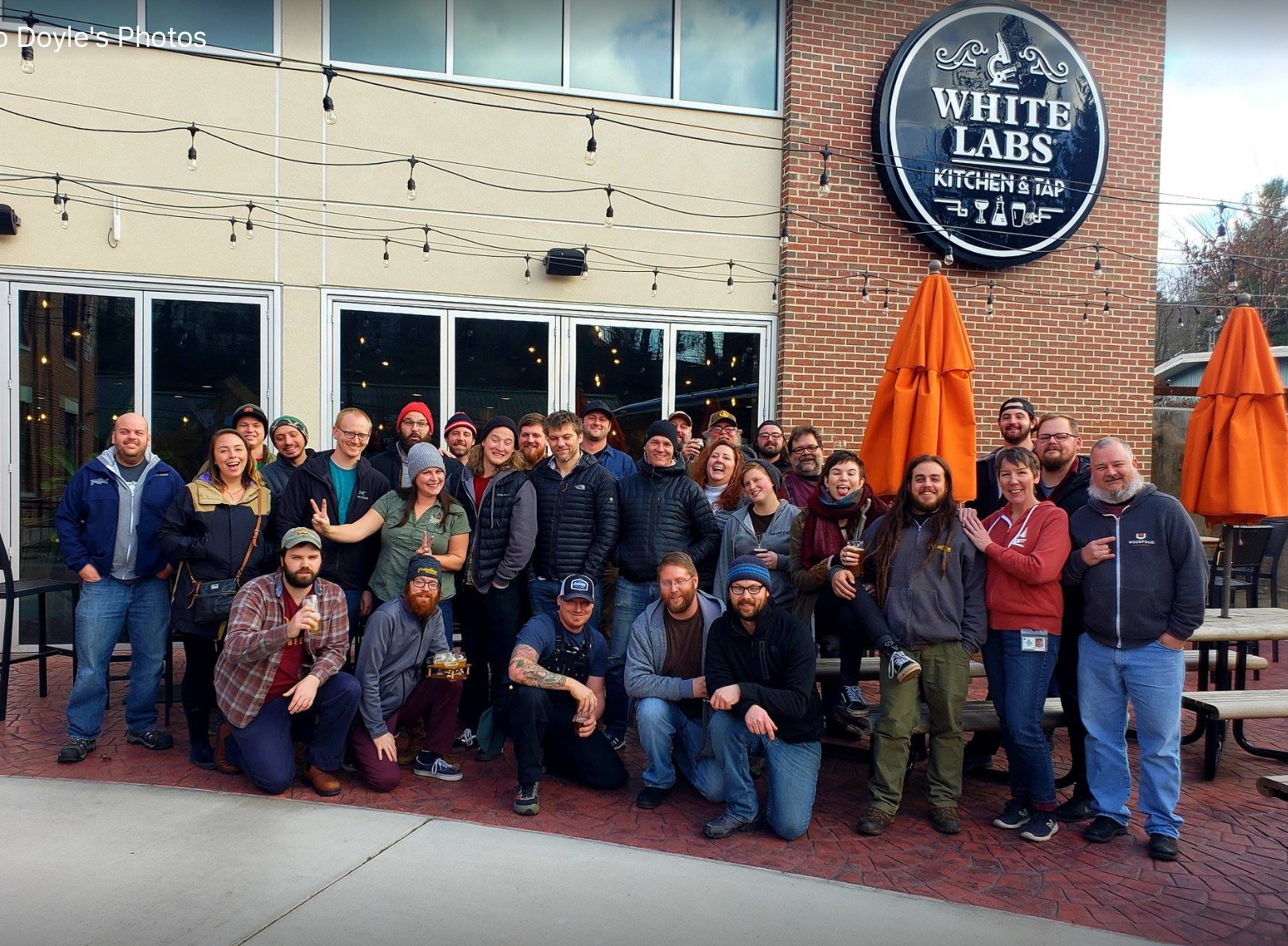 Day trip to Asheville with the Knoxville Area Brewer's Association.