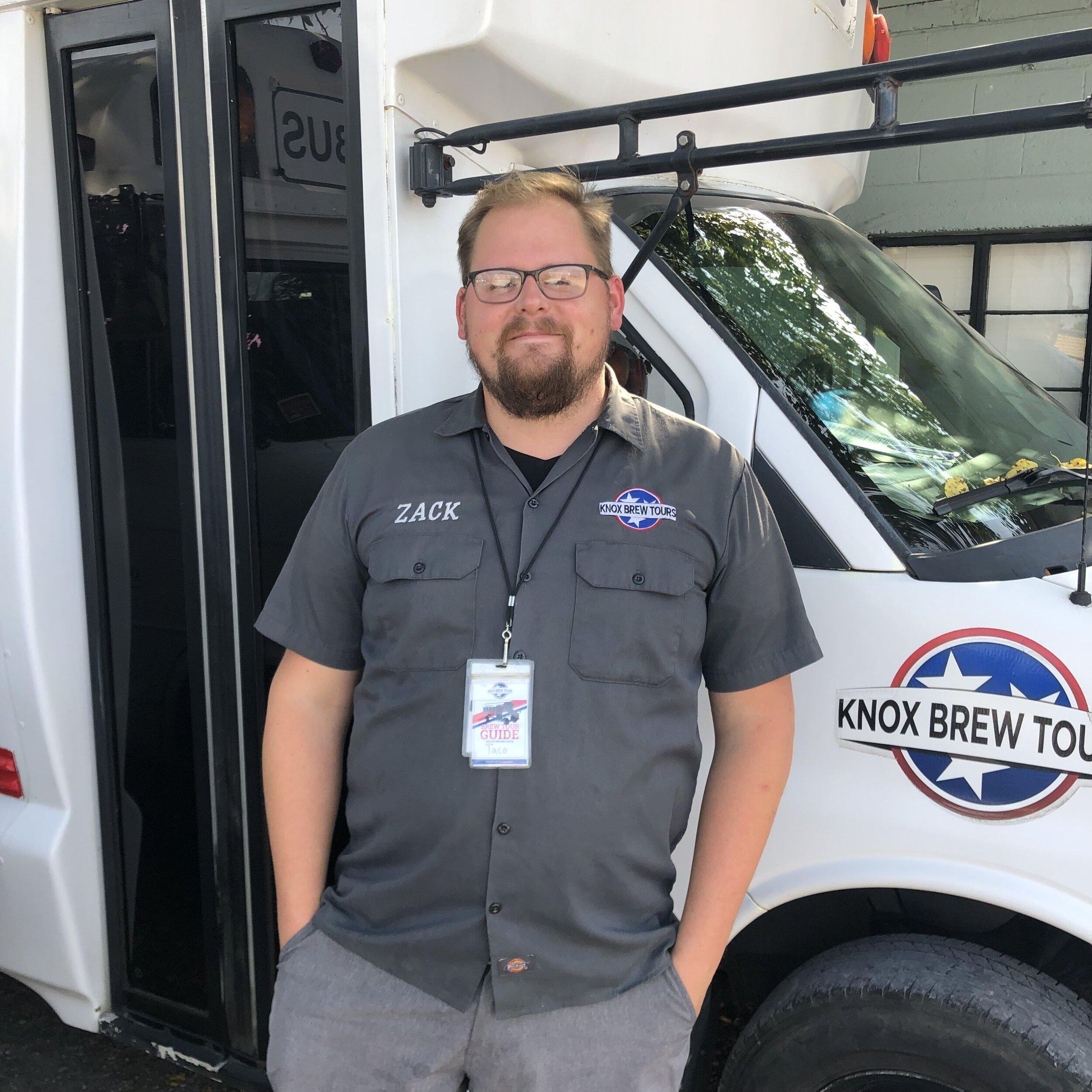 Zack Roskop (aka Taco) - Owner/Operator, Guide, Driver