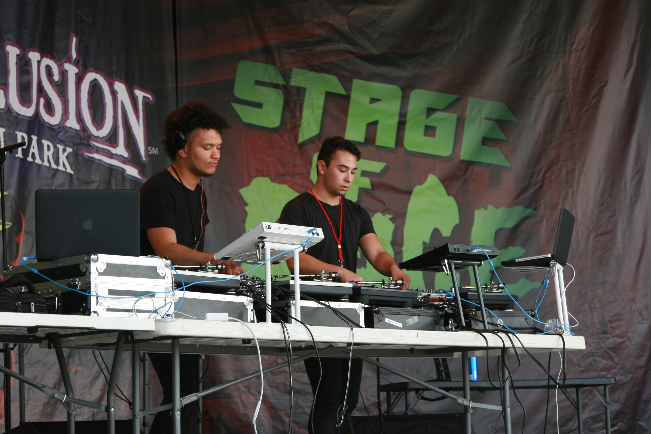Matsu x Flores  Midwest Summer Fest 2015  Photo: Megan Rice